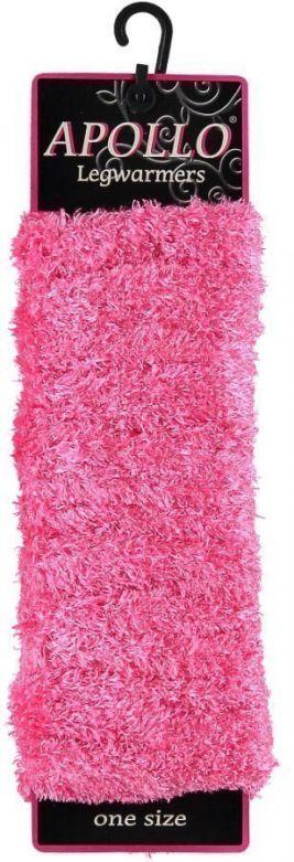 Carnaval Softy Legwarmers Fluor Pink