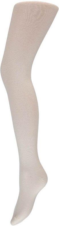 Ladies Tights Plain Cotton White / 2XL