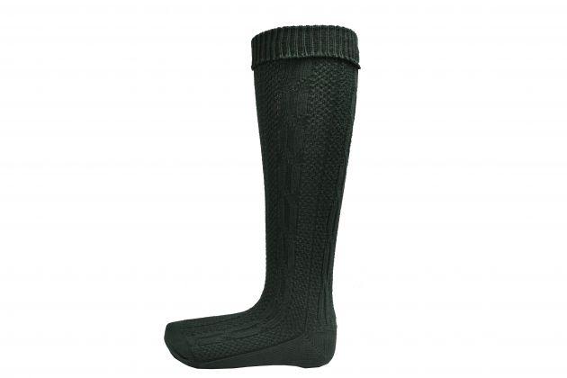 Knee socks Green / 39-42