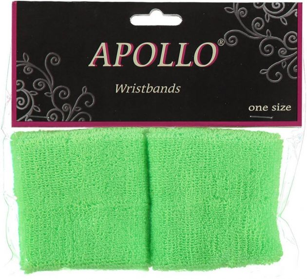 Carnaval Wrist-Band Neon Green