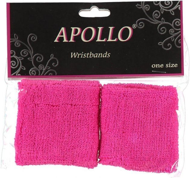 Carnaval Wrist-Band Neon Pink