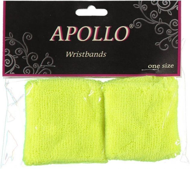 Carnaval Wrist-Band Neon Yellow