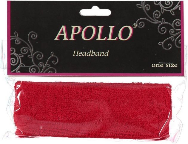 Carnaval Head-Band Red