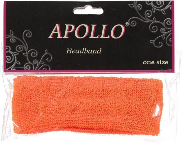 Carnaval Head-Band Neon Orange