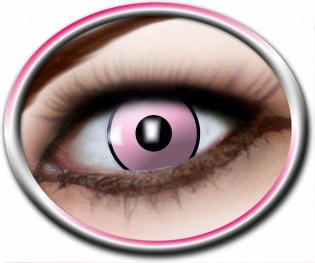 Pink Manson Lenses (3 Months)