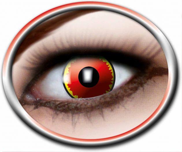 Demonic Red Lenses (3 Months)