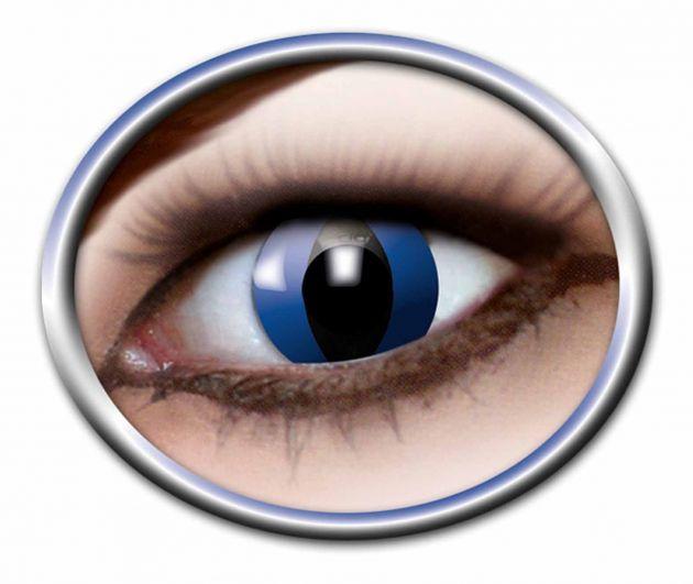 Blue Cat Lenses (3 Months)