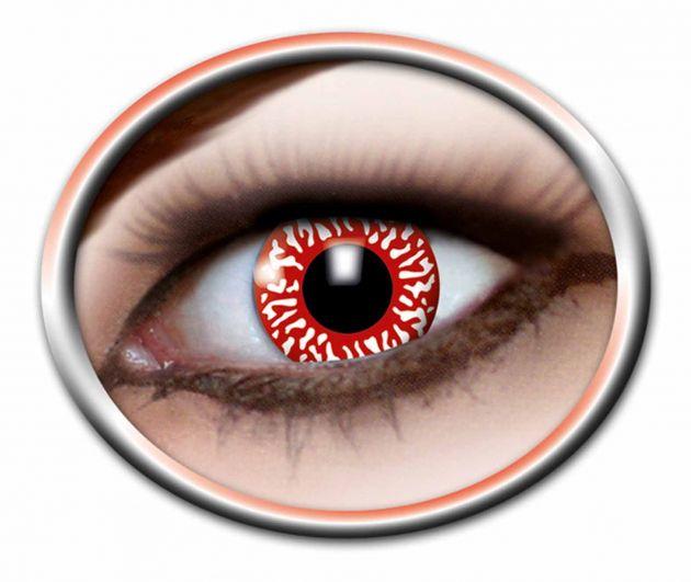 Blood shot Lenses (3 Months)