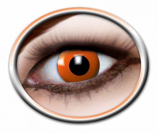 Halloween Orange Lenses (3 Months)