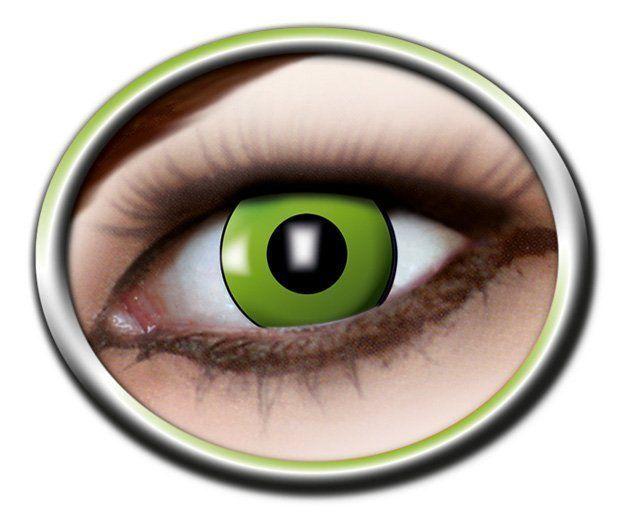 Green Eye Lenses (3 Months)