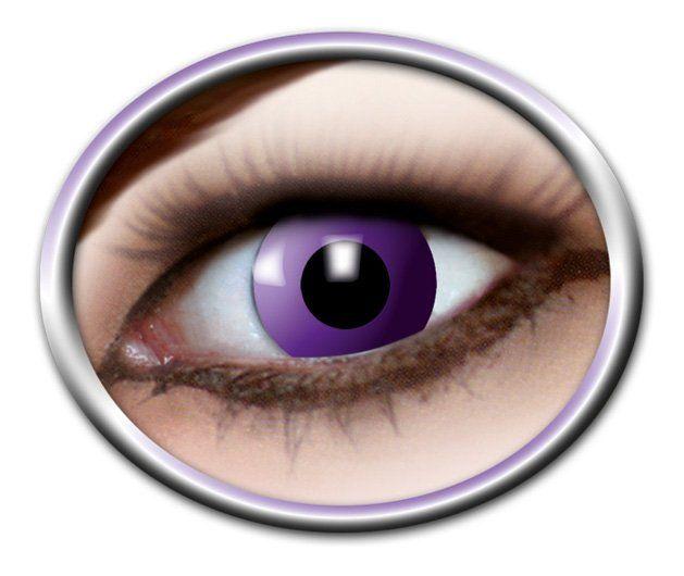 Purple Gothic Lenses (3 Months)