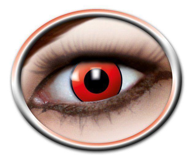 Red Manson Lenses - 3 Months