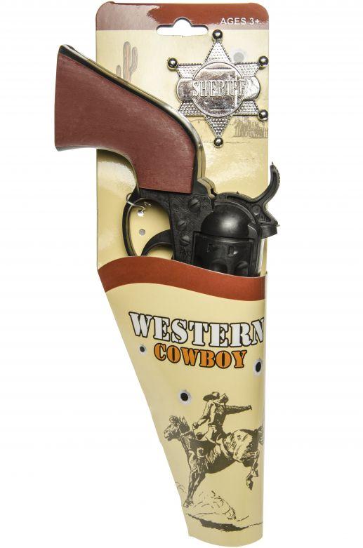 Western Gun Boy (26cm)