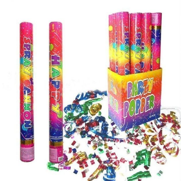 Party Popper (80 CM)