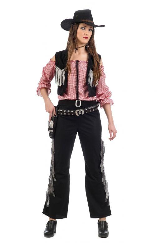 Cowgirl Arizona (Shirt & Vest) / 2XL